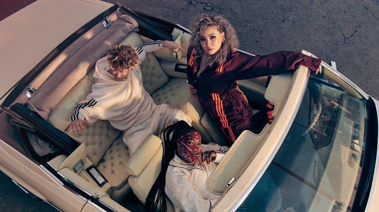adidas ve Beyoncé'nin çarpıcı ilk koleksiyonu