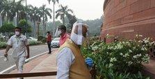 25 Indian MPs test virus positive as parliament meets