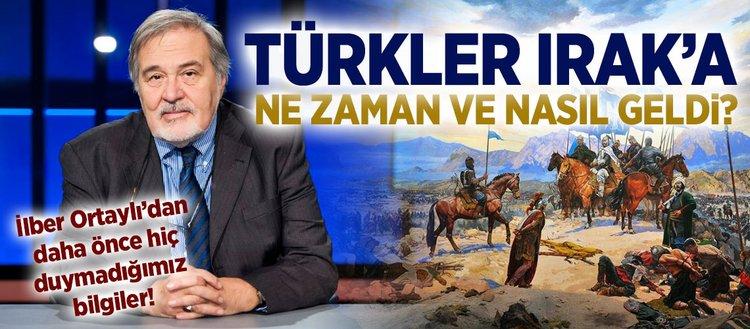 Türkler Irak'a Emevilerle geldi