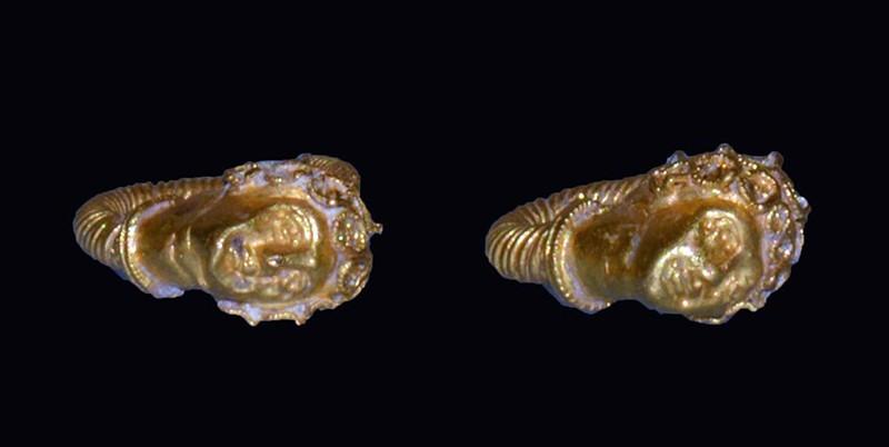 2.500 Jahre alter Schmuck im Süden der Türkei gefunden