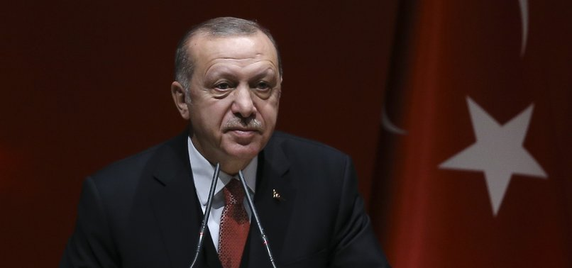 TURKEYS ERDOĞAN: FIRE IN NOTRE-DAME CATHEDRAL DEEPLY UPSET US