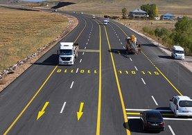 2023 için bölünmüş yol hedefi 36 bin 500 kilometre