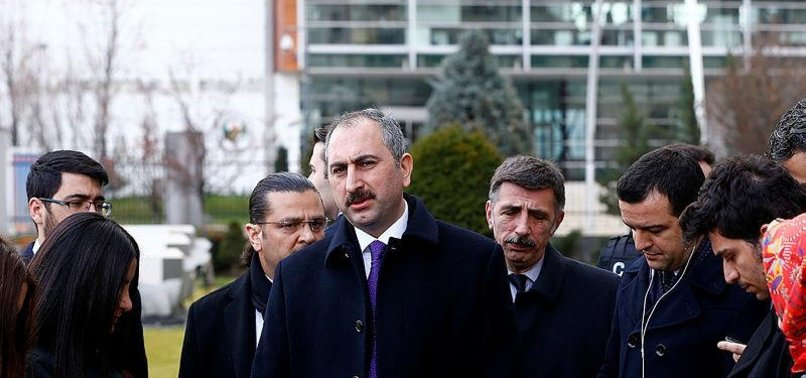 TURKEY WILL NOT BE SILENT IN FACE OF THREATS: MINISTER
