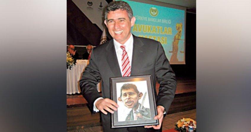 TBB Başkanı Feyzioğlu'na tepki: Cübbeni çıkar!