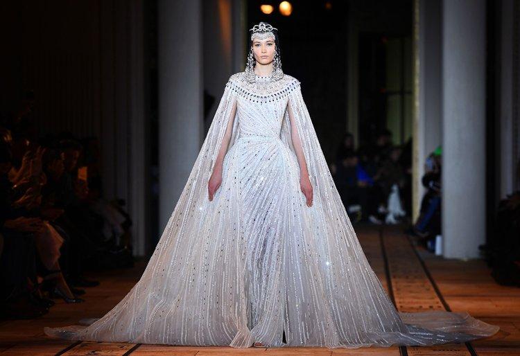 Zuhair Murad Haute Couture İlkbahar/Yaz 2020