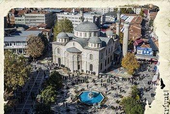Sultan Abdülhamid'in desteği ile inşa edilen cami: Teze
