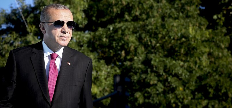 TURKEYS ERDOĞAN VOICES SUPPORT FOR KURDISH MOTHERS TAKING PART IN SIT-IN PROTEST