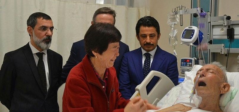 TURKISH FOSTER FATHER OF KOREAN WAR ORPHAN DIES AT 91
