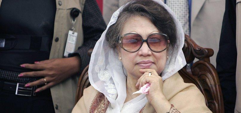 BANGLADESH COURT SENTENCES EX-PM ZIA TO 7 YEARS OVER GRAFT