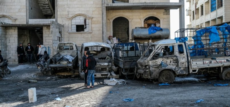 125 CIVILIANS KILLED IN WAR-TORN SYRIA IN MAY - WATCHDOG