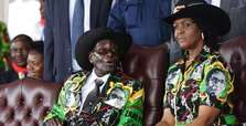 Zimbabwe's first lady returns home amid assault claims