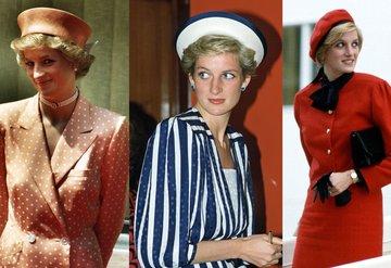 Prenses Diananın kıyafetleri açık artırmada satıldı