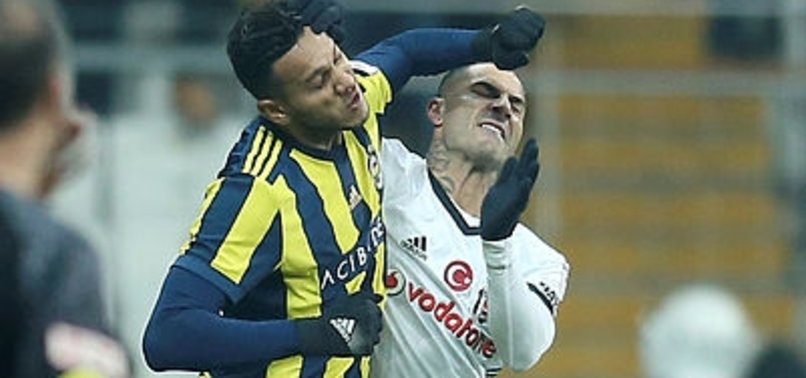 TFF: BEŞIKTAŞ STAR QUARESMA BANNED FOR 5 MATCHES