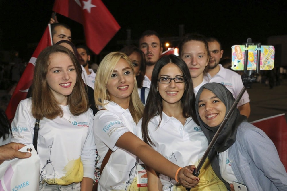The event comes at a meaningful time with ongoing conflicts dividing countries all around the world. The festival, hosted by 20 Turkish universities, welcomes students coming from around the world to participate in events and educational programs.