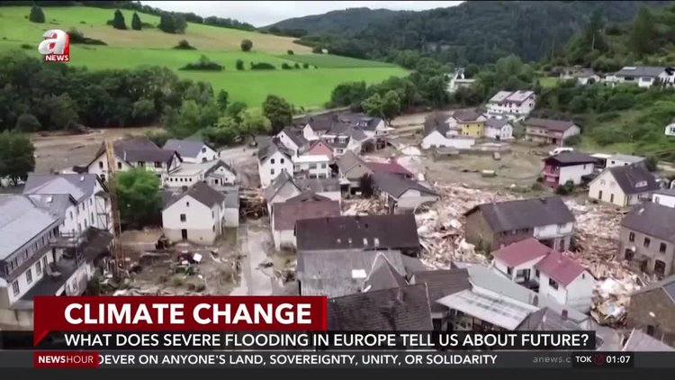 What does severe flooding in Europe tell us about future?