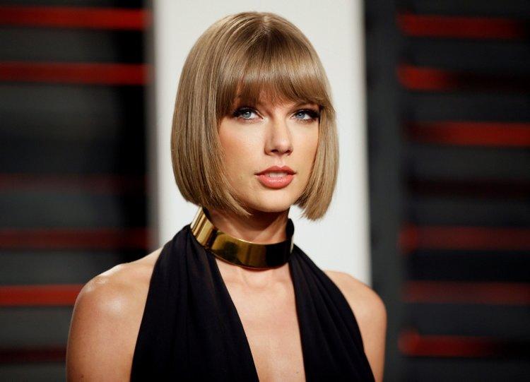 Taylor Swift'ten bir destek daha!