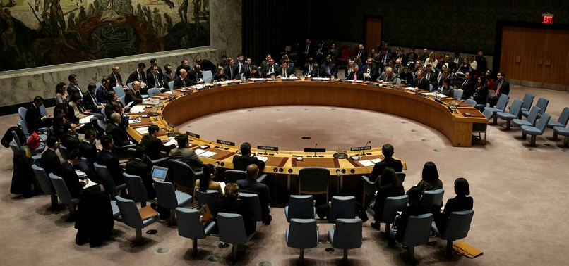 UN SECURITY COUNCIL TO MEET ON IRAN PROTESTS, AT US REQUEST