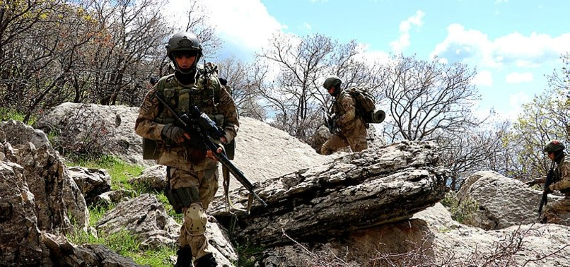 23 TERRORISTS NEUTRALIZED OVER PAST TWO WEEKS