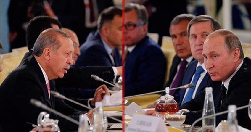 Erdoğan: FETÖ'nün iki ülke ilişkilerine kastettiği anlaşılıyor