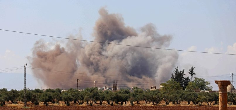 17 INJURED IN REGIME, RUSSIAN ATTACKS IN NORTHERN SYRIA