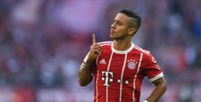 Thiago Alcantara joins PL giants Liverpool from Bayern Munich