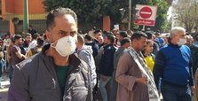 Egypt's doctors criticize government over virus 'negligence'