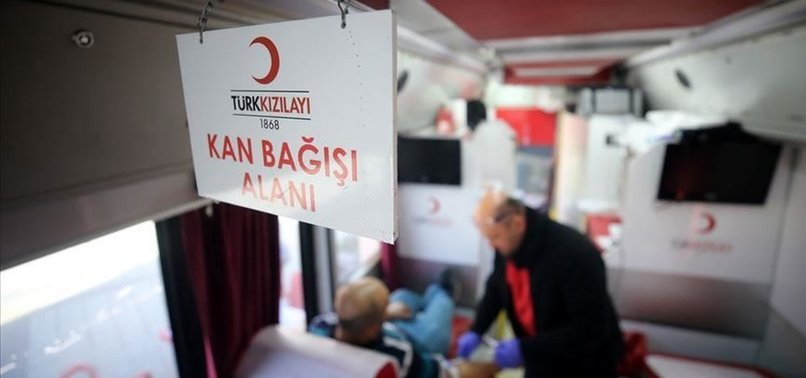 TURKISH RED CRESCENT LAUNCHES AMBITIOUS BLOOD DRIVE