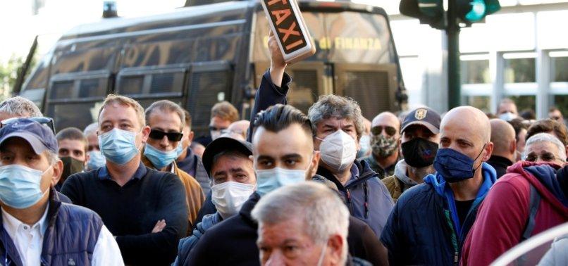 ITALY REPORTS 37 CORONAVIRUS DEATHS ON WEDNESDAY, 2,772 NEW CASES