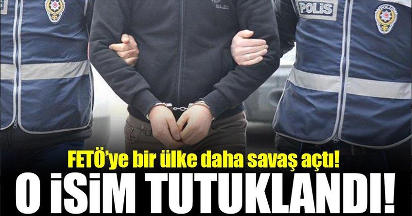 Gürcistan'da FETÖ okulu yöneticisine tutuklama!