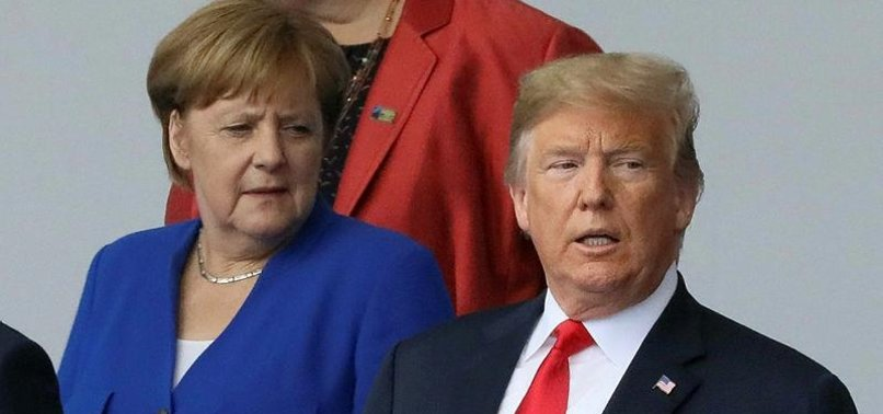 NATO: POLL SHOWS MAJORITY OF GERMANS FAVOUR REDUCING RELIANCE ON US