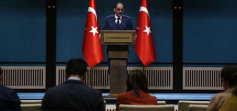 TURKEY TO SEND MORE TROOPS TO SYRIAS IDLIB TO ENSURE SAFETY OF REGION