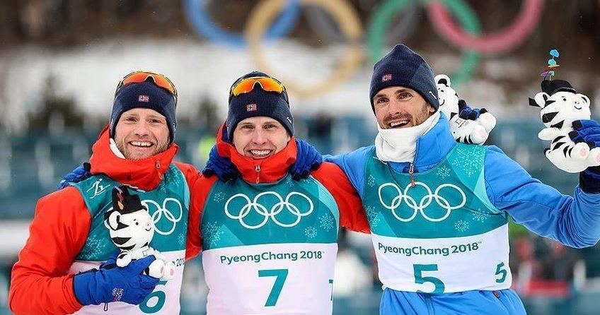 Kış Olimpiyatlarının en başarılısı Norveç