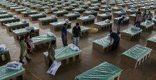 India turns to cardboard beds in coronavirus battle
