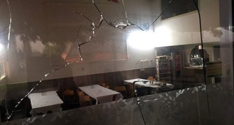 Inside of the mosque after attack. (File Photo)