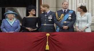 Prens Harry krizine çözüm için zirve