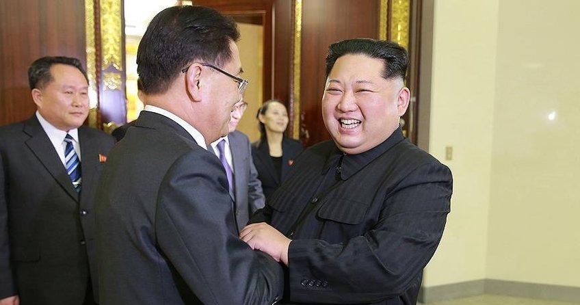 Kuzey Koreden Güney Koreye nükleer silah sözü
