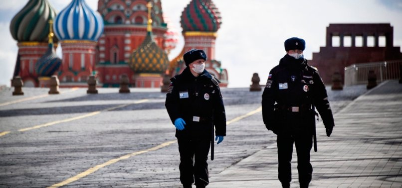 COVID-19: Cases top 10,000 as Russia sees record spike - anews