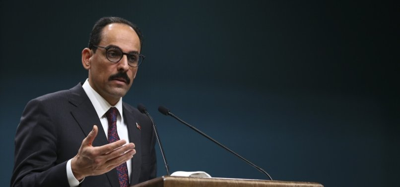 TRUMP TO VISIT TURKEY IN 2019 UPON ERDOĞANS INVITATION, PRESIDENTIAL SPOKESPERSON KALIN SAYS