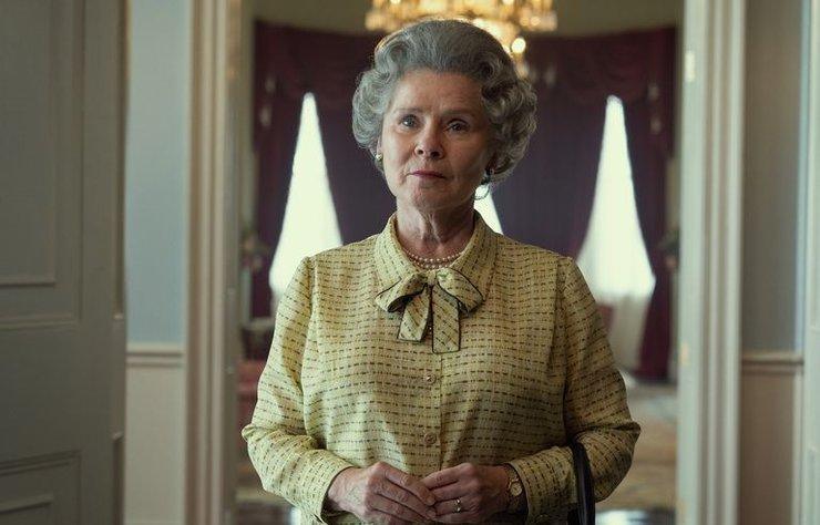 The Crown'un Son Kraliçesi: Imelda Staunton