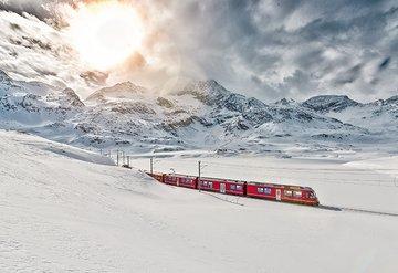 Alpler'e tırmanmanın en etkileyici yolu