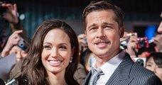 Brad Pitt ve Angelina Jolie artık küs değil