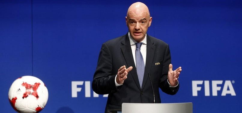 FIFA PRESIDENT INFANTINO THANKS RUSSIA FOR BEST WORLD CUP EVER