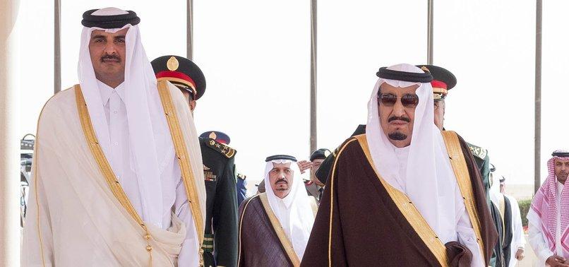 SAUDI KING INVITES QATARI EMIR TO ATTEND ANNUAL REGIONAL SUMMIT