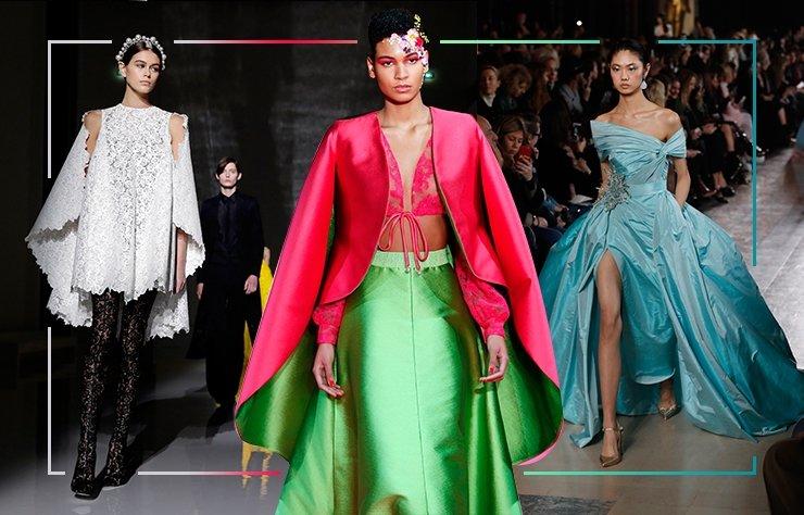 Givenchy, Elie Saab ve daha fazlası... İşte Paris Couture Moda Haftasının 3. gününden akılda kalanlar