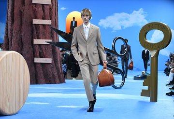 Louis Vuitton Erkek Sonbahar/Kış 2020-2021 koleksiyonu