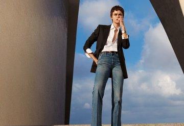 Yüksek modanın en iyi yeni jean'leri