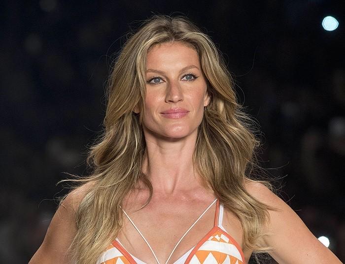 Brazilian supermodel Gisele Bundchen (AP Photo)