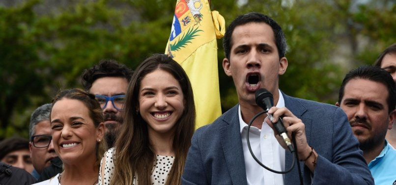 VENEZUELA OPPOSITION LEADER GUAIDO PLANS MASSIVE RALLIES AGAINST PRESIDENT MADURO