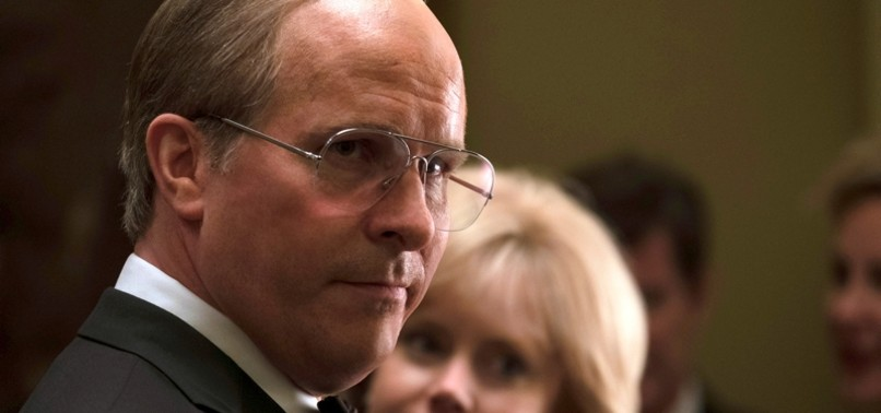 DICK CHENEY BIOPIC VICE LEADS 2018 GOLDEN GLOBE NOMINEES WITH 6 NODS