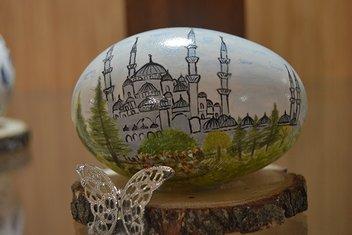 Türkiyedeki ilk yumurta müzesi